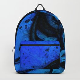 Nautilus Shell No. 987 by Kathy Morton Stanion Backpack