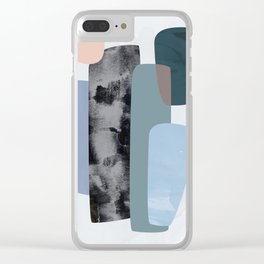 Graphic 151 Clear iPhone Case