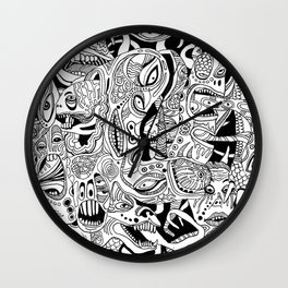 Lucid Dream 1 Wall Clock