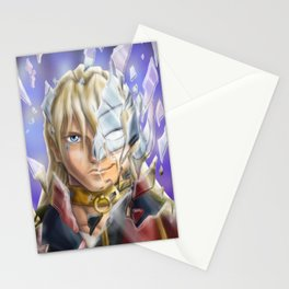 Zechs Merquise - Castle of Glass Stationery Cards