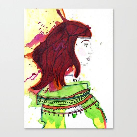 Guajira Canvas Print