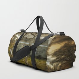 The Haunted Church Duffle Bag