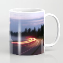 foggy red tail Coffee Mug