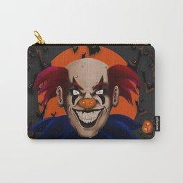 Halloween clown design Carry-All Pouch
