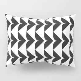 MODERN TRIBAL IV - BLACK Pillow Sham
