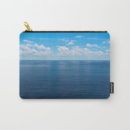 Blue World Carry-All Pouch
