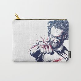 The Fury Of Rick Carry-All Pouch