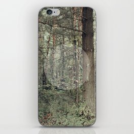 Cycle (Forest) iPhone Skin