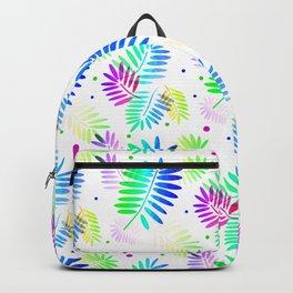 Seamless Tropics Backpack