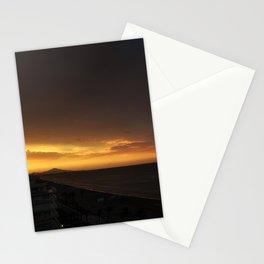 Cuando el Sol se pone Stationery Cards
