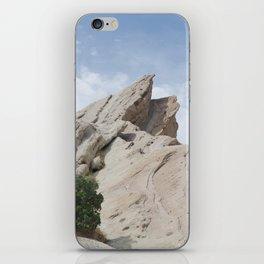 Vasquez Rock iPhone Skin