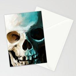 Skull 14 Stationery Cards