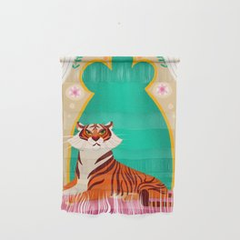 Moroccan Tiger Wall Hanging