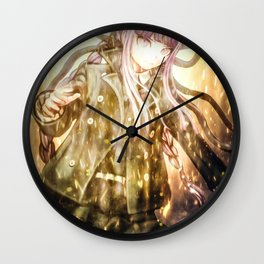 Danganronpa   Kyoko Kirigiri Wall Clock