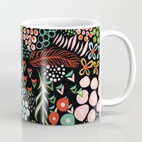 Winter Bouquet Mug