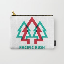 Pacific Rush Trees Carry-All Pouch