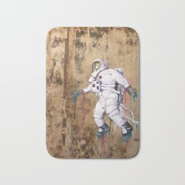My Father became an Astronaut to young Bath Mat