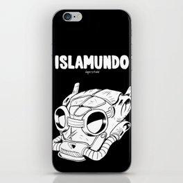 Islamundo iPhone Skin