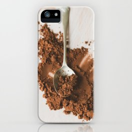 All of the chocolate iPhone Case