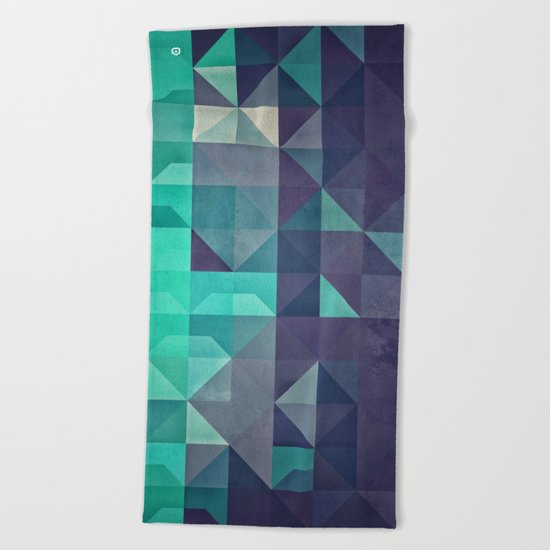 Bryyt Tyyl Beach Towel