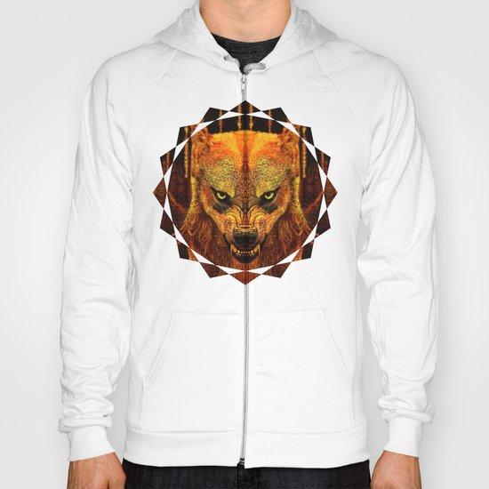 Canis Lupus I Hoody