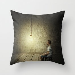 Creative idea Throw Pillow