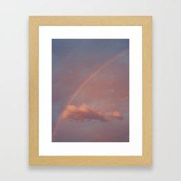 Rainbow 2 Framed Art Print