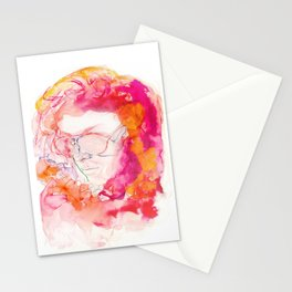 Fashion Magazine Stationery Cards