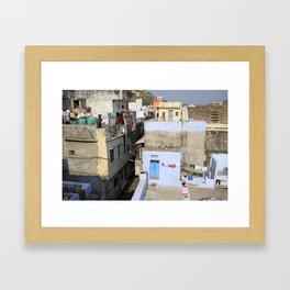 Bundi Framed Art Print
