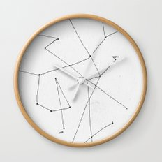 you---------me Wall Clock