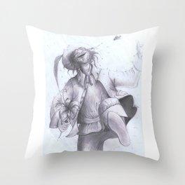 Tom Bombadil Throw Pillow