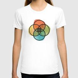 Ikigai Watercolor T-shirt