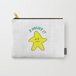 Skeptical star Carry-All Pouch