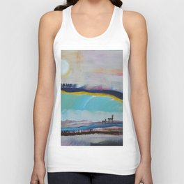 Into the Dawn Unisex Tank Top