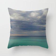 acqua gelida Throw Pillow