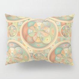 Complex geometric pattern Pillow Sham