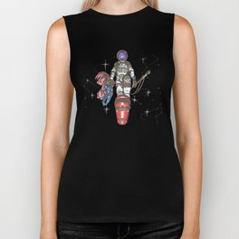 The Last Spaceman Biker Tank