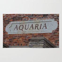 Toledo Zoo Aquaria Rug