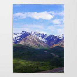 Denali, Mt. McKinley Poster