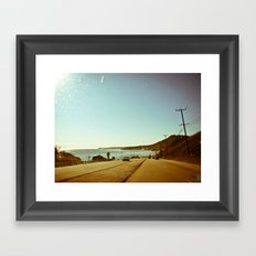 The Weekend Framed Art Print
