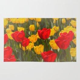 Tulips 2 Rug