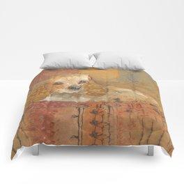 The Cozy Cocker Comforters