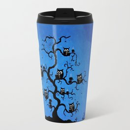 Owl Classroom Travel Mug