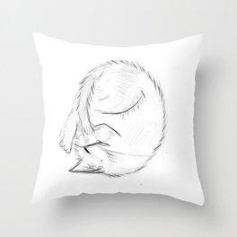 Soba Throw Pillow