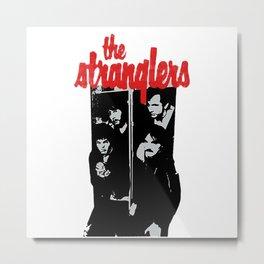 The Strangles Metal Print