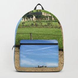 Paris, France - Tuileries Backpack