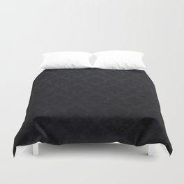 Black damask - Elegant and luxury design Duvet Cover
