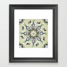 000003 Framed Art Print