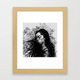 interrupted Framed Art Print