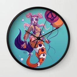 Racy Wall Clock